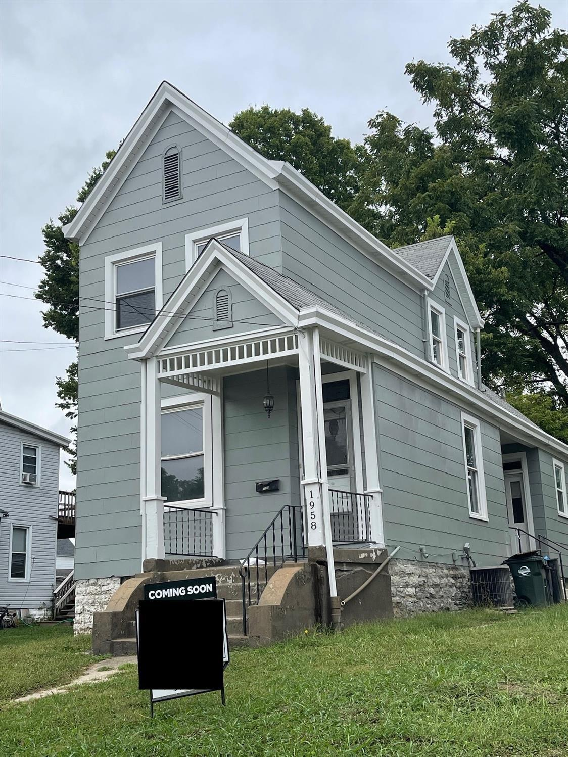 1958 Elm Avenue, Norwood, Ohio 45212, 2 Bedrooms Bedrooms, 7 Rooms Rooms,2 BathroomsBathrooms,Single Family Residence,For Sale,Elm,1718909