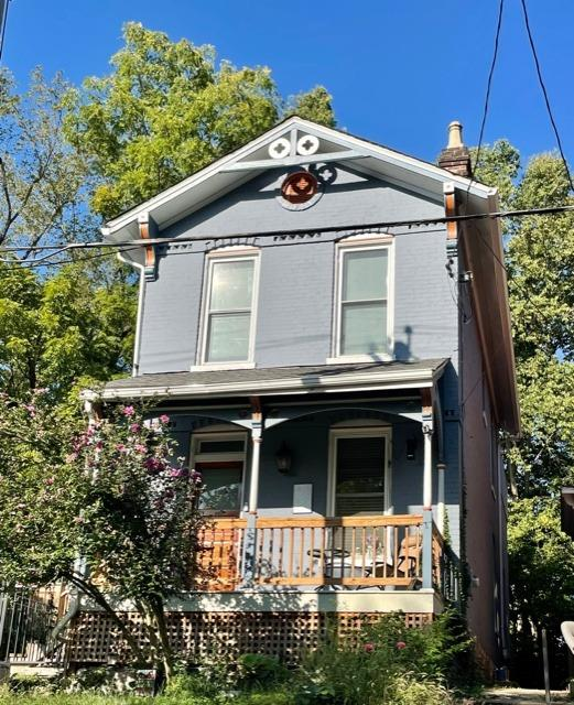 4147 Mad Anthony Street, Cincinnati, Ohio 45223, 3 Bedrooms Bedrooms, 6 Rooms Rooms,2 BathroomsBathrooms,Single Family Residence,For Sale,Mad Anthony,1715777