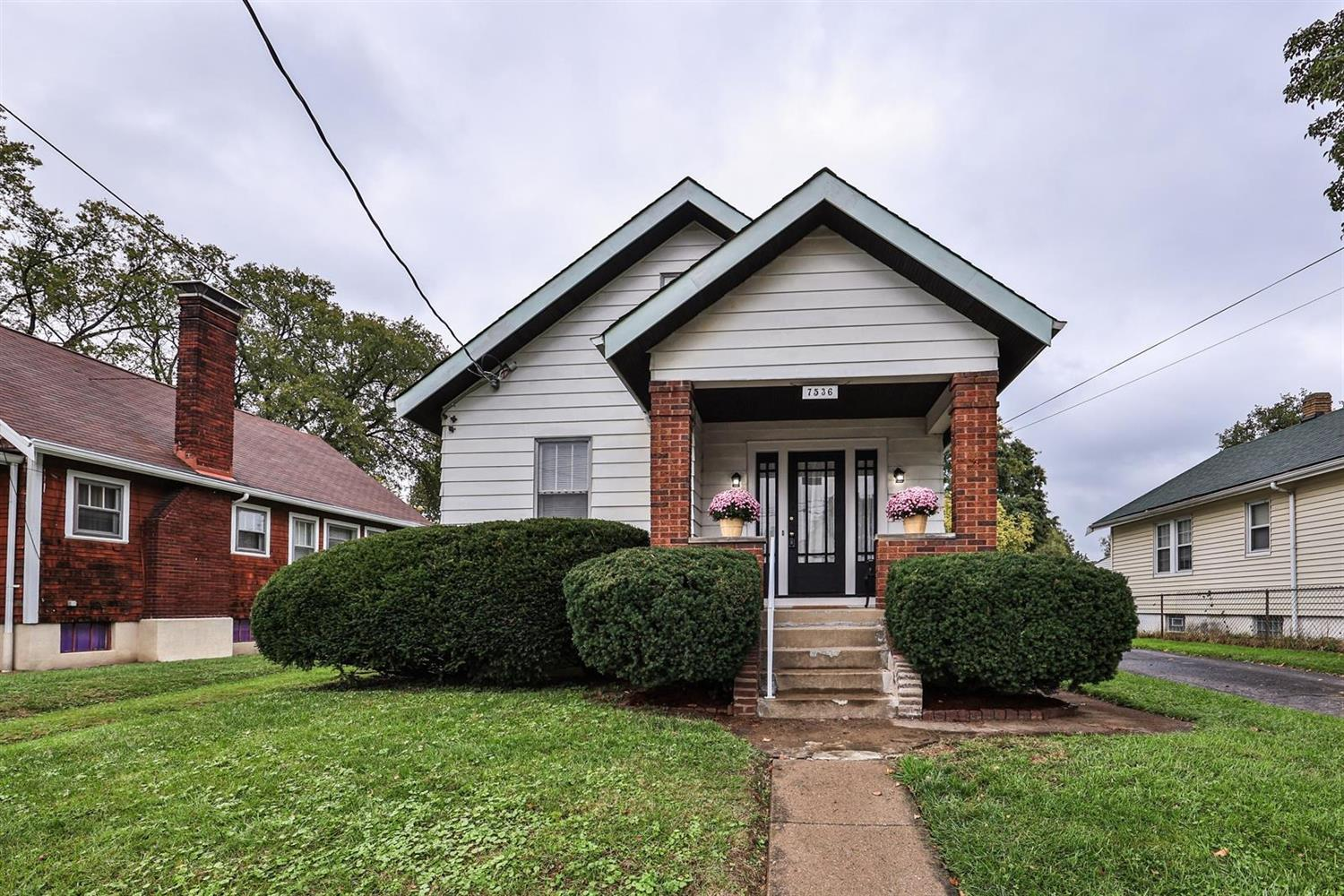7536 Abbie Place, Springfield Twp., Ohio 45237, 2 Bedrooms Bedrooms, 6 Rooms Rooms,1 BathroomBathrooms,Single Family Residence,For Sale,Abbie,1719245
