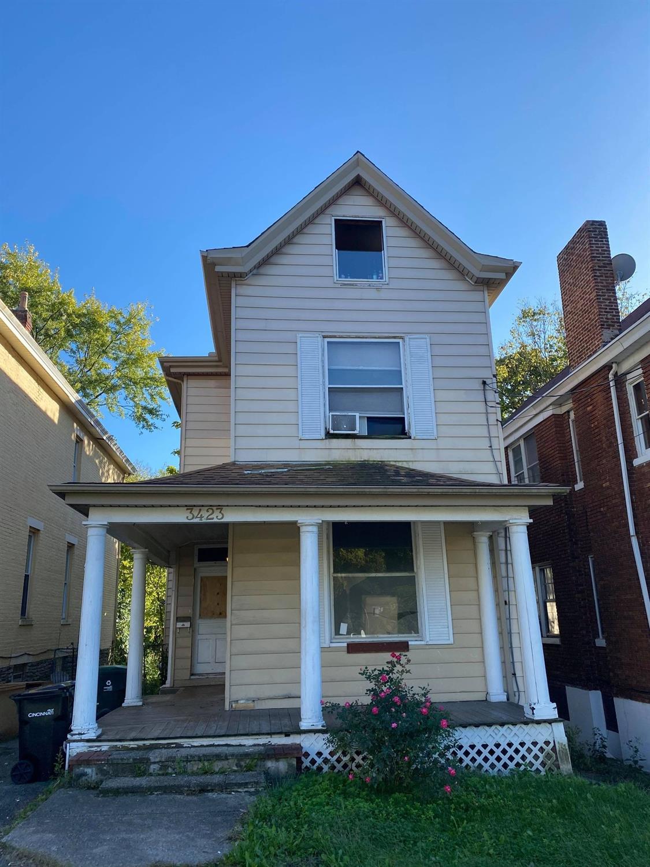 3423 Eighth Street, Cincinnati, Ohio 45205, 5 Bedrooms Bedrooms, 9 Rooms Rooms,2 BathroomsBathrooms,Single Family Residence,For Sale,Eighth,1719482