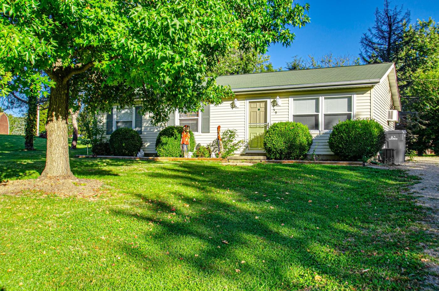 59 Iceland Drive, Eaton, Ohio 45320, 2 Bedrooms Bedrooms, 5 Rooms Rooms,1 BathroomBathrooms,Single Family Residence,For Sale,Iceland,1719461