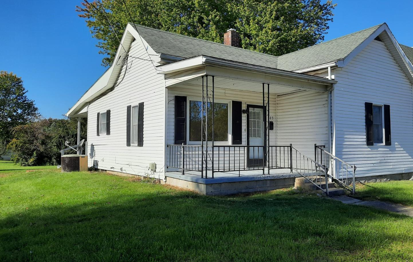 303 Wright Street, Blanchester, Ohio 45107, 2 Bedrooms Bedrooms, 4 Rooms Rooms,1 BathroomBathrooms,Single Family Residence,For Sale,Wright,1719446
