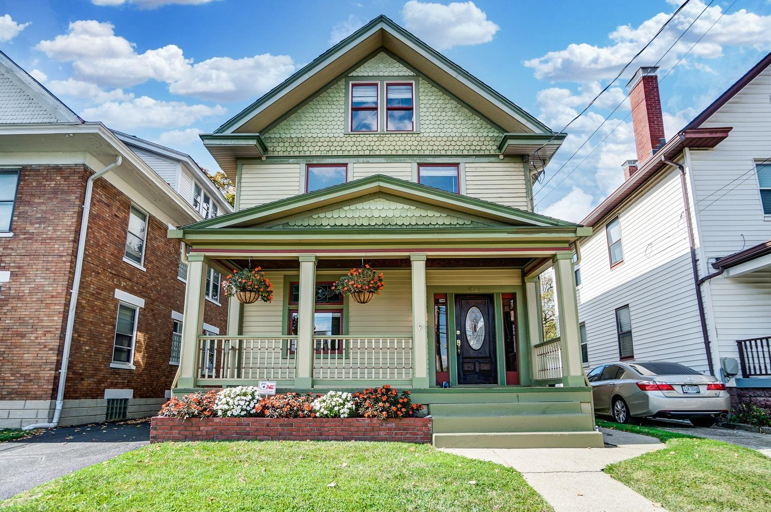 4529 Forest Avenue, Norwood, Ohio 45212, 4 Bedrooms Bedrooms, 8 Rooms Rooms,1 BathroomBathrooms,Single Family Residence,For Sale,Forest,1718032