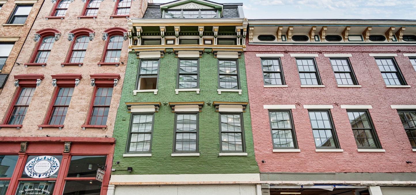 11 Court Street, Cincinnati, Ohio 45202, 1 Bedroom Bedrooms, 3 Rooms Rooms,1 BathroomBathrooms,Condominium,For Sale,Court,1720206