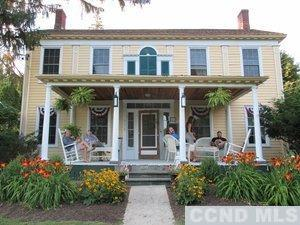 Tons of Charm & history in this Beautiful Country Home.Located approx. 30 min S of Albany in the quaint hamlet of South Westerlo in Albany County.Multiple income producing.Main home's current use is a busy fully operating B&B & Air B&B,6 bedrms,5.5 bths.Plumbing, electrical all updated.Home has been renovated keeping as much original as possible.Next to the main home a charming store front,currently a long time tenant (antique store) with full bth.Behind the store is a new 1 bedrn 1 bth rental.Additionally a charming 2 bd cottage with tons of original character, currently a yr round rental.Barn space,for your own use or would be a perfect spot for an artist,farm store.Also available is a huge walk up above store with additio