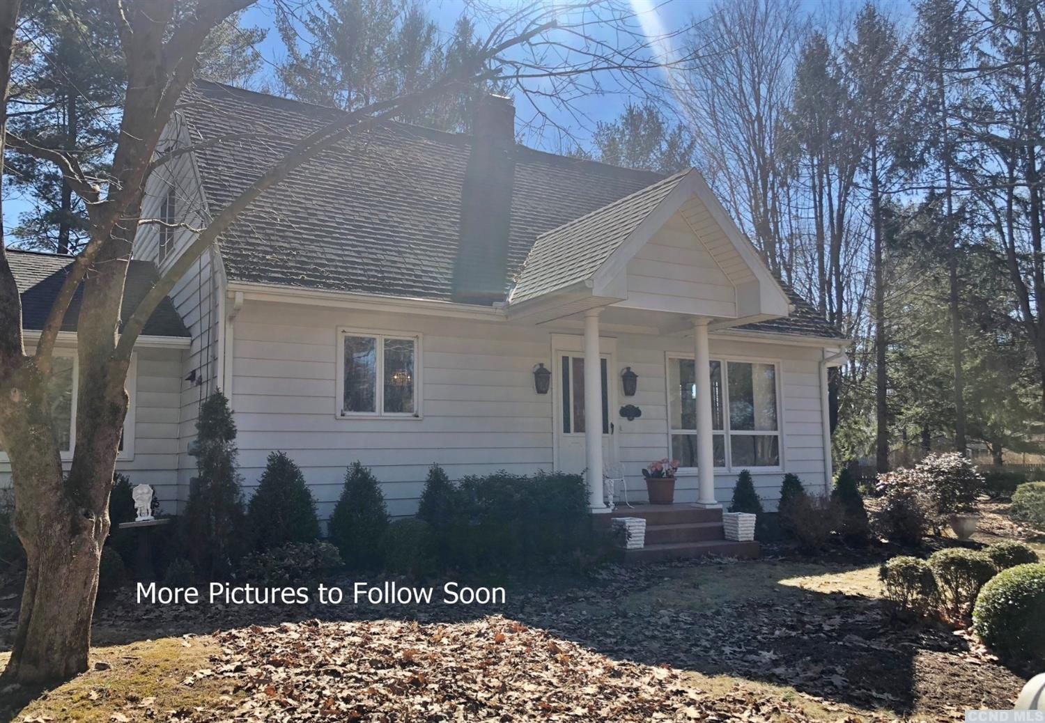 Beautiful one owner home.All doors solid wood, wood burning stove.