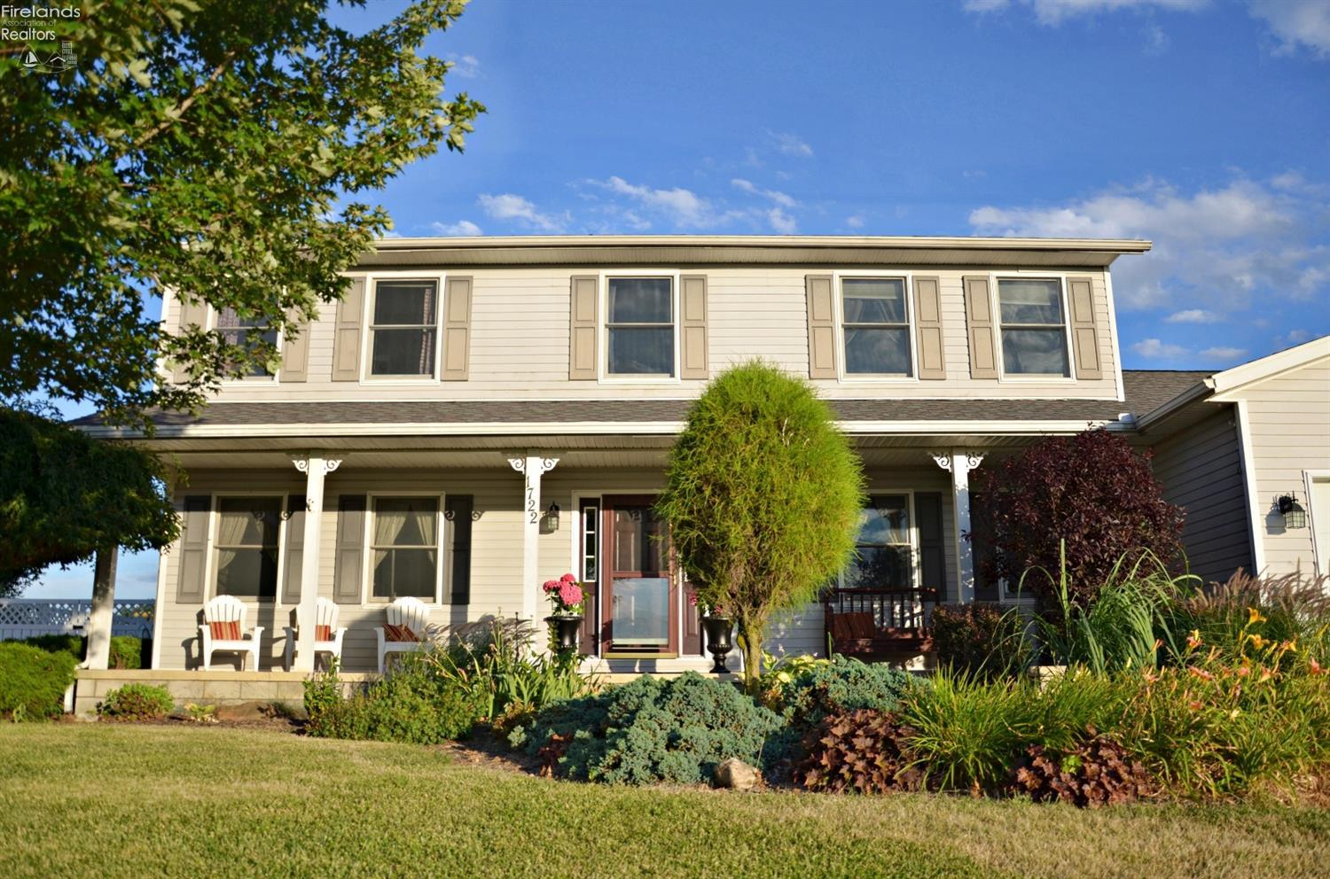 1722 DRIFTWOOD DRIVE, TIFFIN, OH 44883