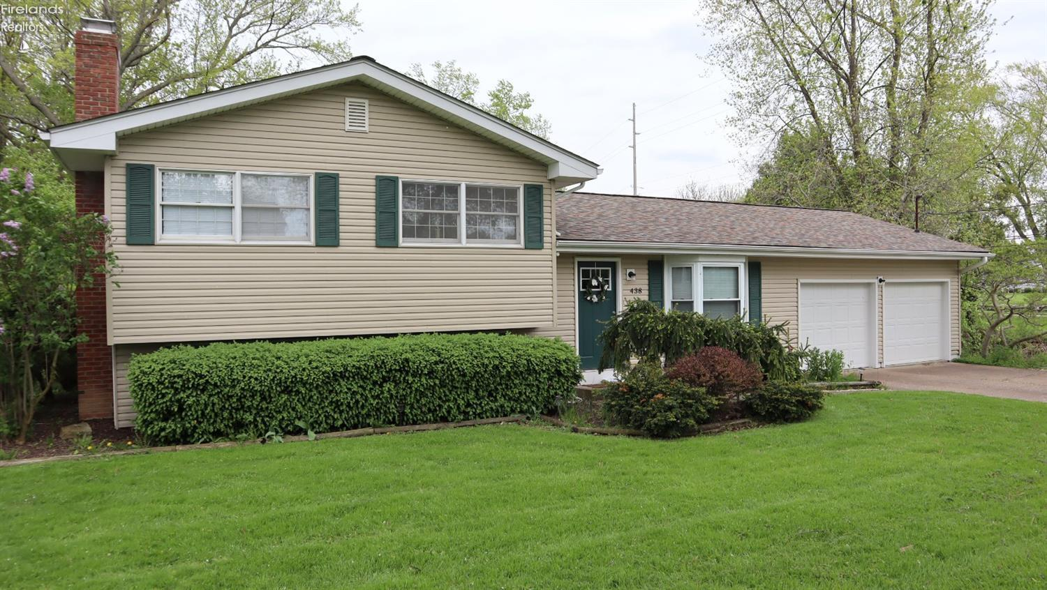 438 SHAWNEE PLACE, HURON, OH 44839
