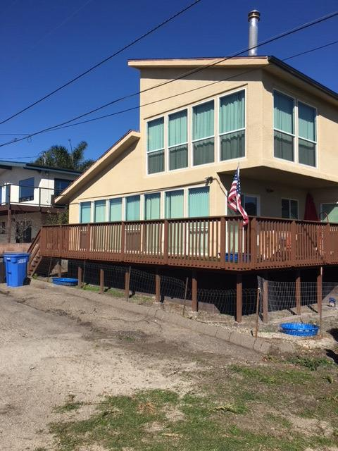 Location! Location! Just image waking up every morning in your master suite with beautiful views of the Pacific Ocean. This home is in the Pismo Heights area. Home has new windows, new stucco, roof, fence and Ocean side decking.