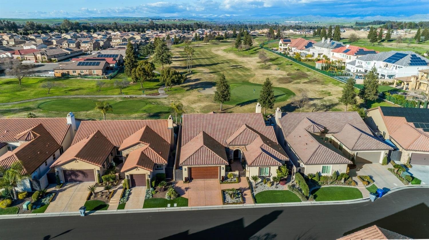 If you have been dreaming about Country Club living, here's your  chance! Magnificent 3 br 2.5 bath, Copper River Country Club home  (large golf course lot!), in the much coveted, Gary McDonald gated  community known as Buena Salud. This exceptional home features an  en-suite bath in the master and one of the guest suites. Beautiful  hardwood floors in all main living spaces, upgraded carpet in bedrooms and tile in baths. Beautifully appointed Chef's kitchen with high end appliances, large double ovens, a full-size Bosch dishwasher plus a  Fisher Paykel two-drawer dishwasher in kitchen, a professional ice-maker and beverage/wine fridge with custom cabinets in formal dining room. Plantation shutters, two large covered patios equipped with heaters and wall mounted TV's, built-in BBQ/outdoor kitchen, plus hot tub and built-in gas fire pit at golf course side of yard. The 3 car garage has custom floor to ceiling cabinets plus beautiful epoxy flooring AND central vac.