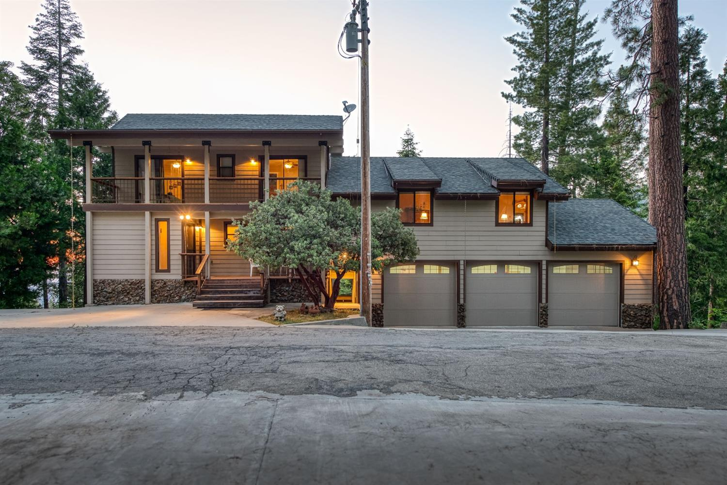 Photo of 39839 Big Shuteye Lane, Shaver Lake, CA 93664