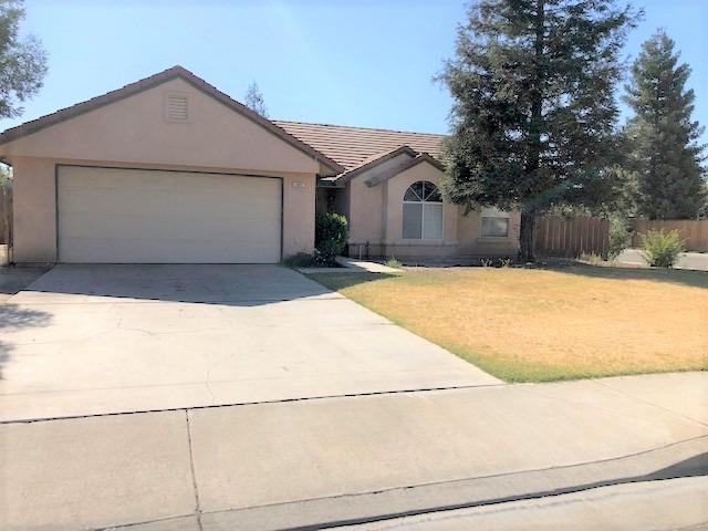 Cute home in central Kerman. This corner lot has hardwood floors and an open floor plan.