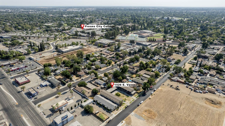 1526 E Vassar Avenue, Fresno, CA 93704