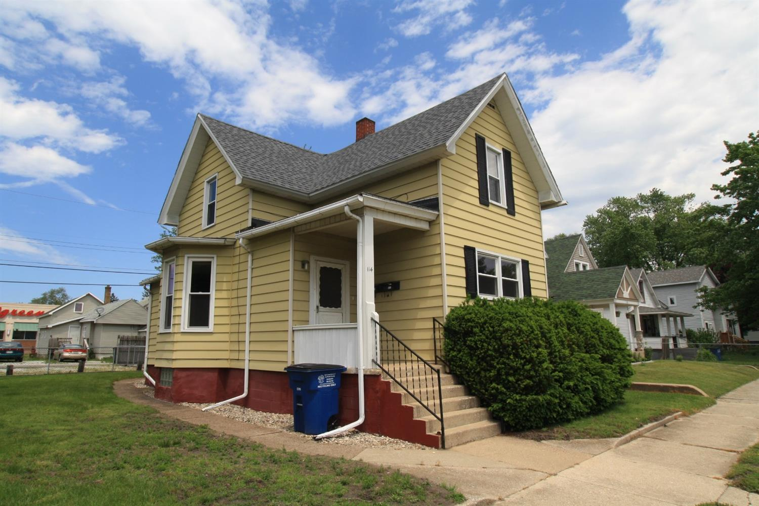 114 E FULTON STREET, MICHIGAN CITY, IN 46360