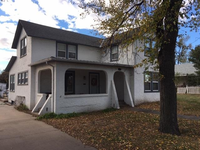 Lots of space! This home features 5 bedrooms & 2 bathrooms. Needs some TLC, but has lots of potential. This property is selling in its present AS-Is condition with no warranties expressed or implied.