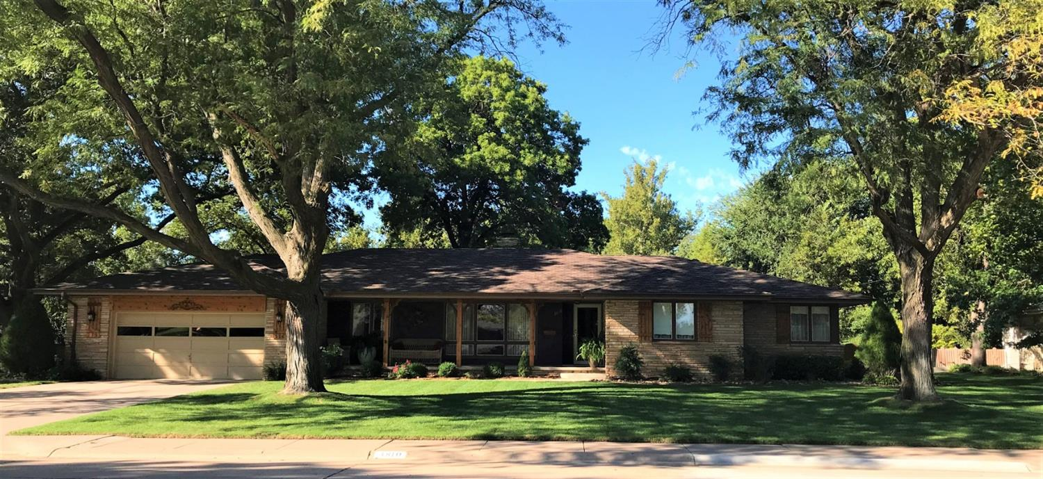 Beautiful home in McKinney Addition. Well built and maintained ranch style home featuring formal living room and dining room, updated kitchen open to the family room with w/b fireplace, 3 bedrooms, 2 baths, utility room, double attached garage and sitting on beautifully landscaped yard.