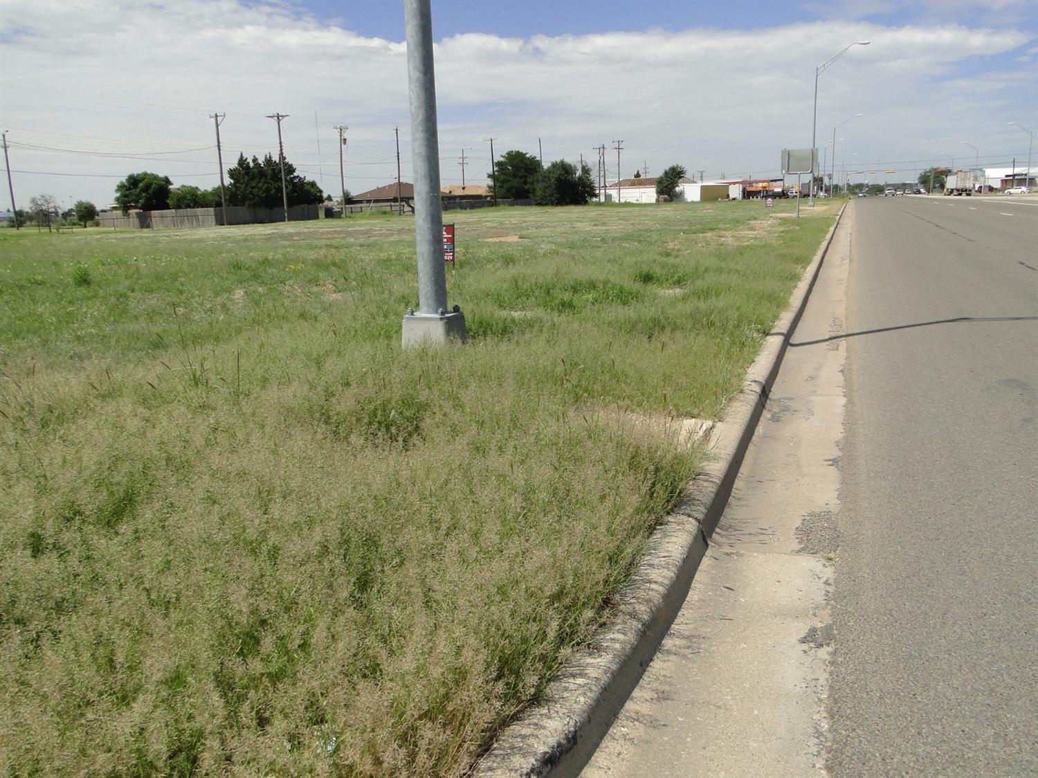 Lot is approximately 50x160. This lot can be combined with the adjacent two lots to the west for a large area of approximately .5 ac or approximately 23,550 Sq. Ft. Could be rezoned for residential use.