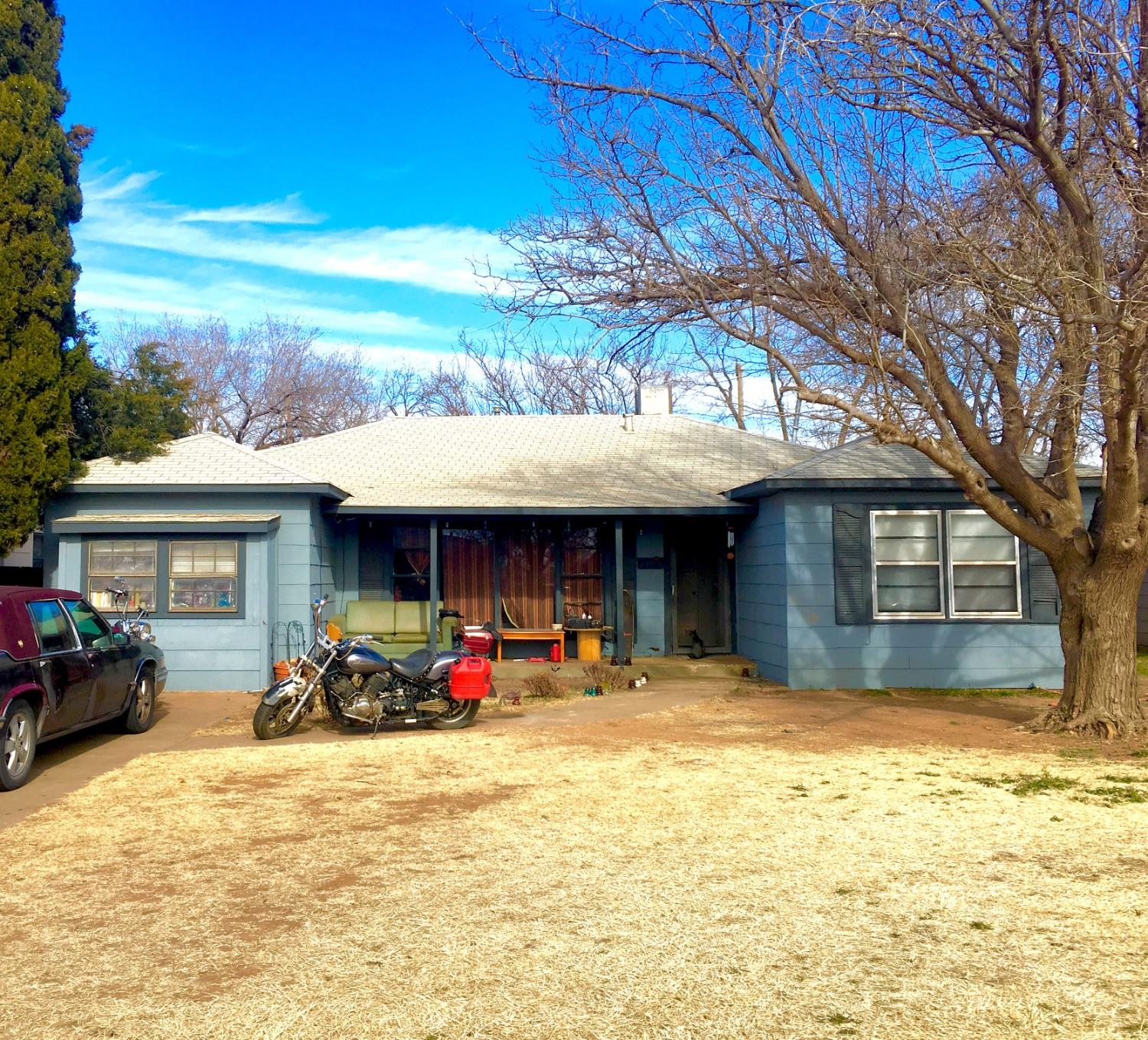 Charming investment home close to Texas Tech and the Medical District!  Wonderful opportunity to own rental property with great occupants.  This home is for investment purposes as it has tenants.  Lease terms convey with purchase.  Rents for $925/mo with $700 deposit and no pets.