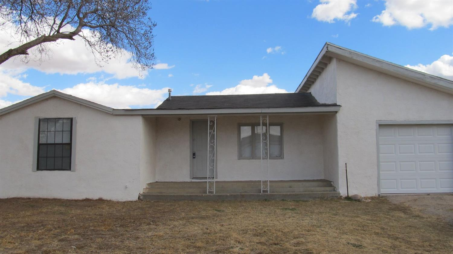 Cute, investment or starter home. New interior paint,ceiling fans, garage door and opener, newer windows. Property is being sold AS-IS  Owner is a licensed REALTOR