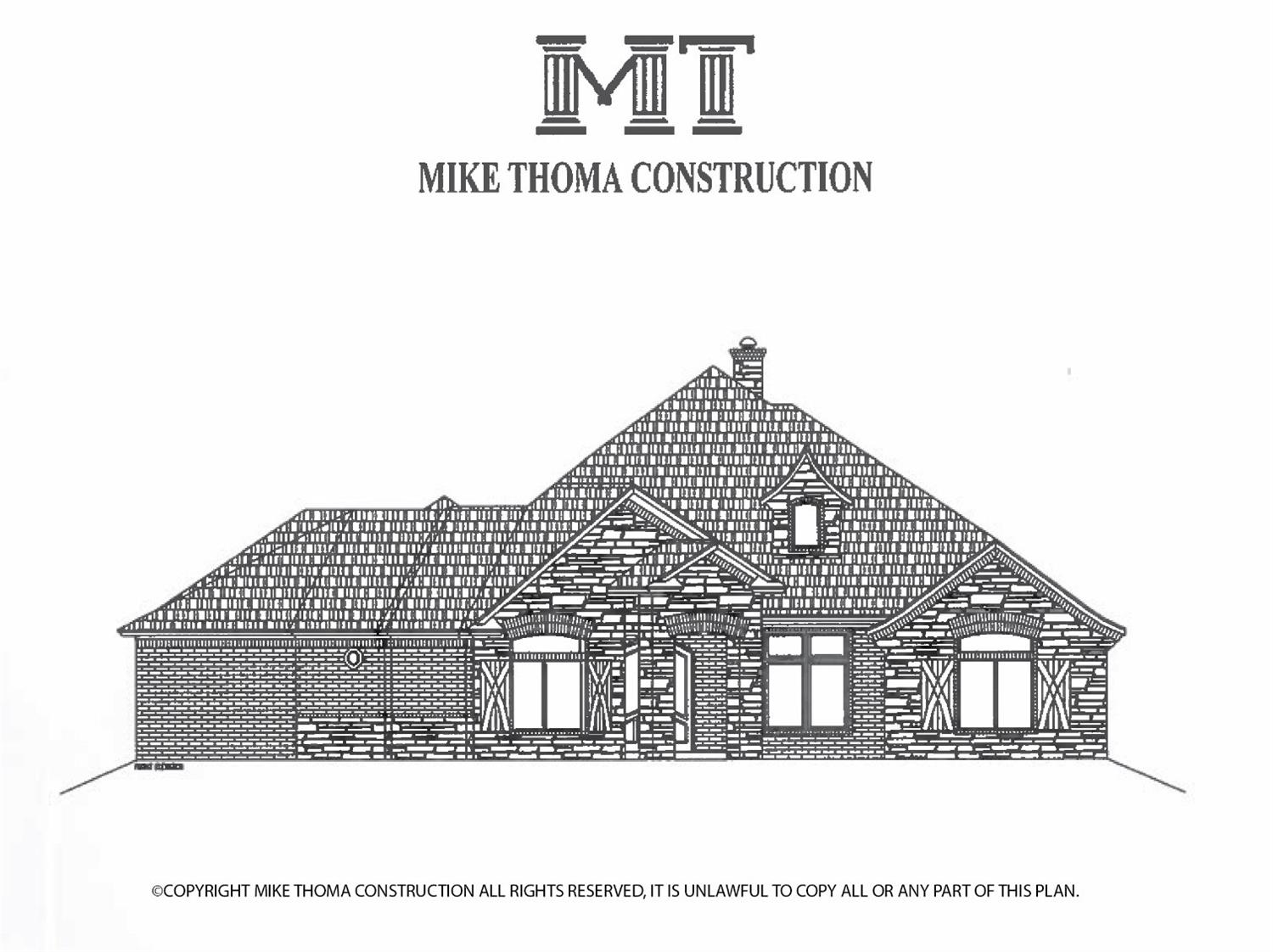 Another fabulous Mike Thoma Construction Spec Home, Energy Star Certified. This one should be competed by Aug. 2019, just in time for school. Also this home features a kitchen food prep pantry in addition to the extra large utility room and pantry.