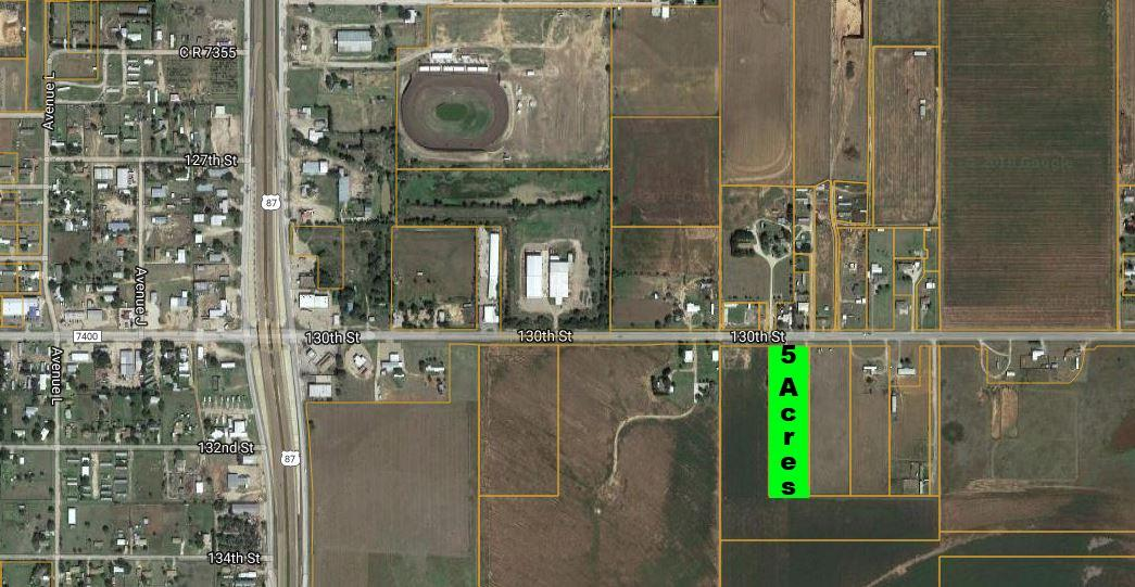 Fantastic opportunity to purchase 5 acres with FM 1585 frontage. Property has a house that would make an office. Water well, septic and a 24' x 24' carport in great condition. Would also make a great rental property. Available to show with one day of notice. Contact listing agent for more information!  Commercial 5 Acres; Lots of Improvements; Building/Office; Fronts FM 1585