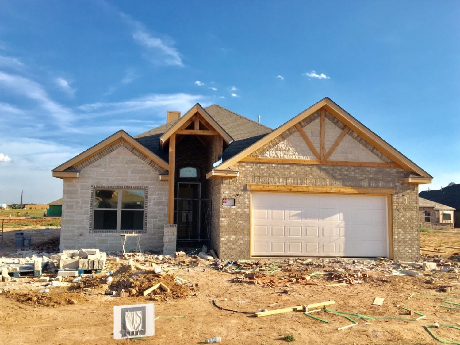 This 3 bedroom, 2 bath and 2 car garage is currently under construction in the new Uptown West Subdivision by trusted builder, M & M Homes. Construction has recently begun so bring your client to make color selections and finishing touches to give this beauty their own personal home experience.