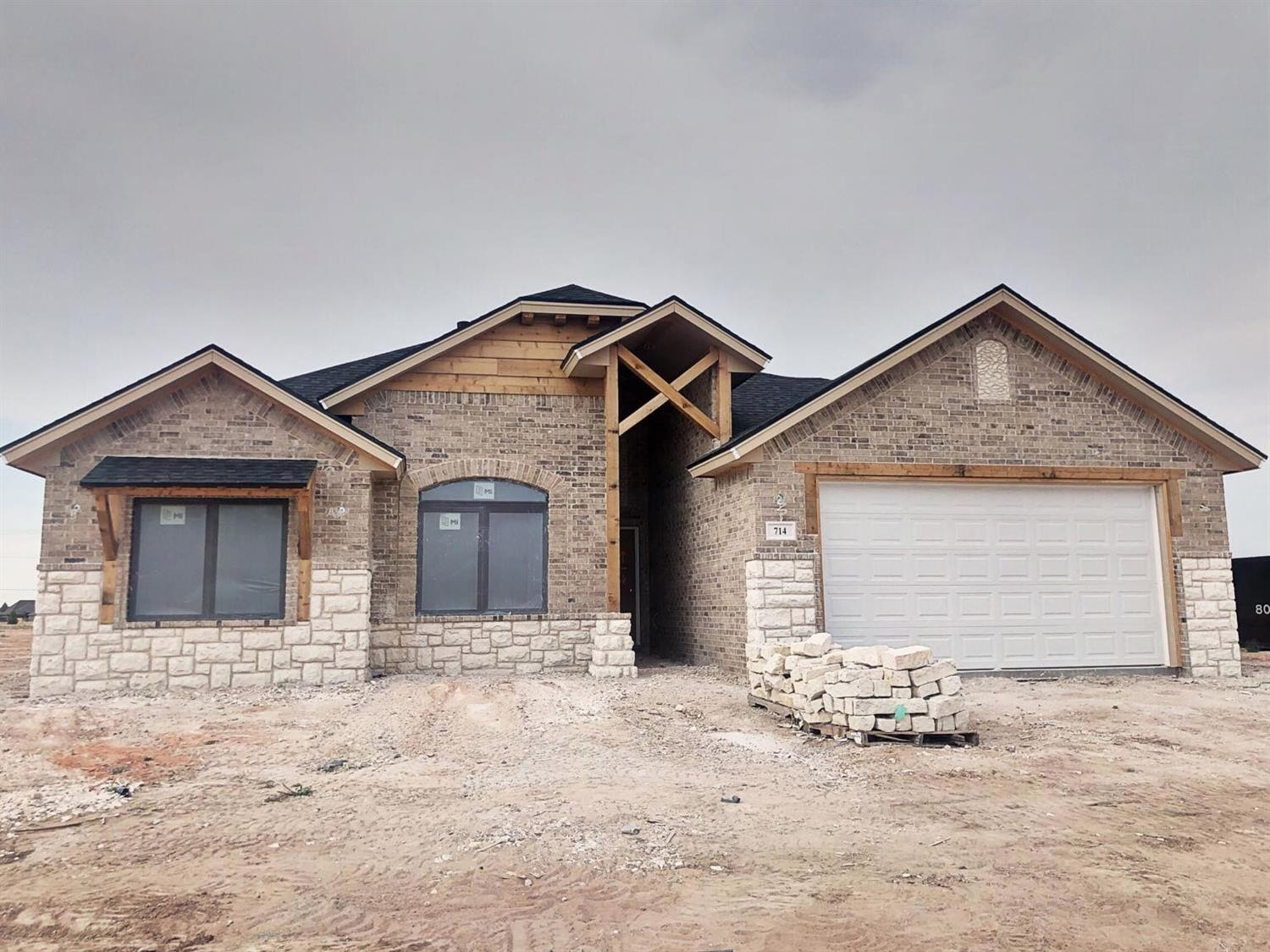 Quality is number one for Sunset Custom Homes & so is attention to detail. This 4 bedroom home is estimated to be completed OCT 2019. It is easy to see how special it is. The open concept is wonderful for gatherings as is the stainless steel appliances which include a separate oven & gas cooktop in the kitchen. Other features include: granite counters, separate tub & shower in master bath, isolated master bedroom. Come take a look at this great home today!
