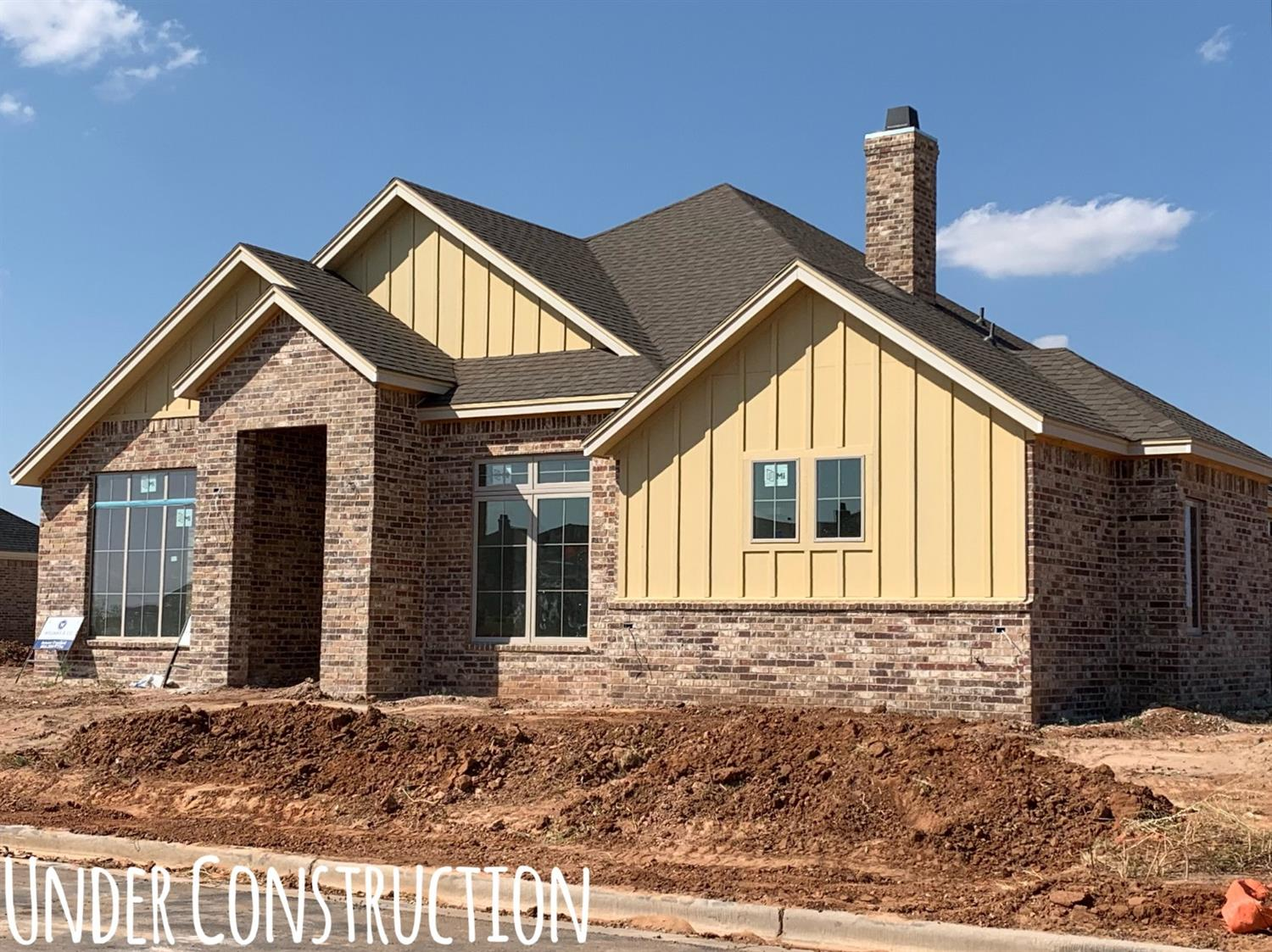 This new construction home located in Kelsey Park Enclave built by the craftsmen at Flatland Homes by Trey Strong is sure to meet all your needs. This open concept home has 4 bedrooms, 3 bathrooms, and a 2 car garage. The bonus room above the garage is perfect for a kids room, office, or a place to watch the game. The Enclave at Kelsey Park is a beautiful subdivision with walking trails, an 80+ acre park and close access to all of south Lubbock amenities. Call today to see this beautiful home and what finishing touches you can add to make it your home sweet home!