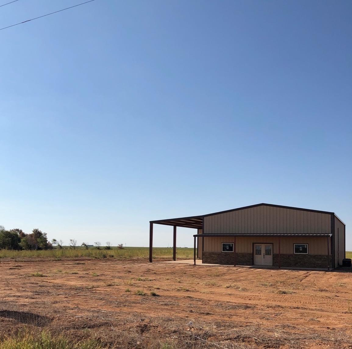 This unfinished bardominium is EVERYTHING! With all the storage you can dream of with 800 sq. ft incomplete and 1900 sq. ft completed. Price reflects selling as is. Schedule your showing today for this opportunity to make it your own!
