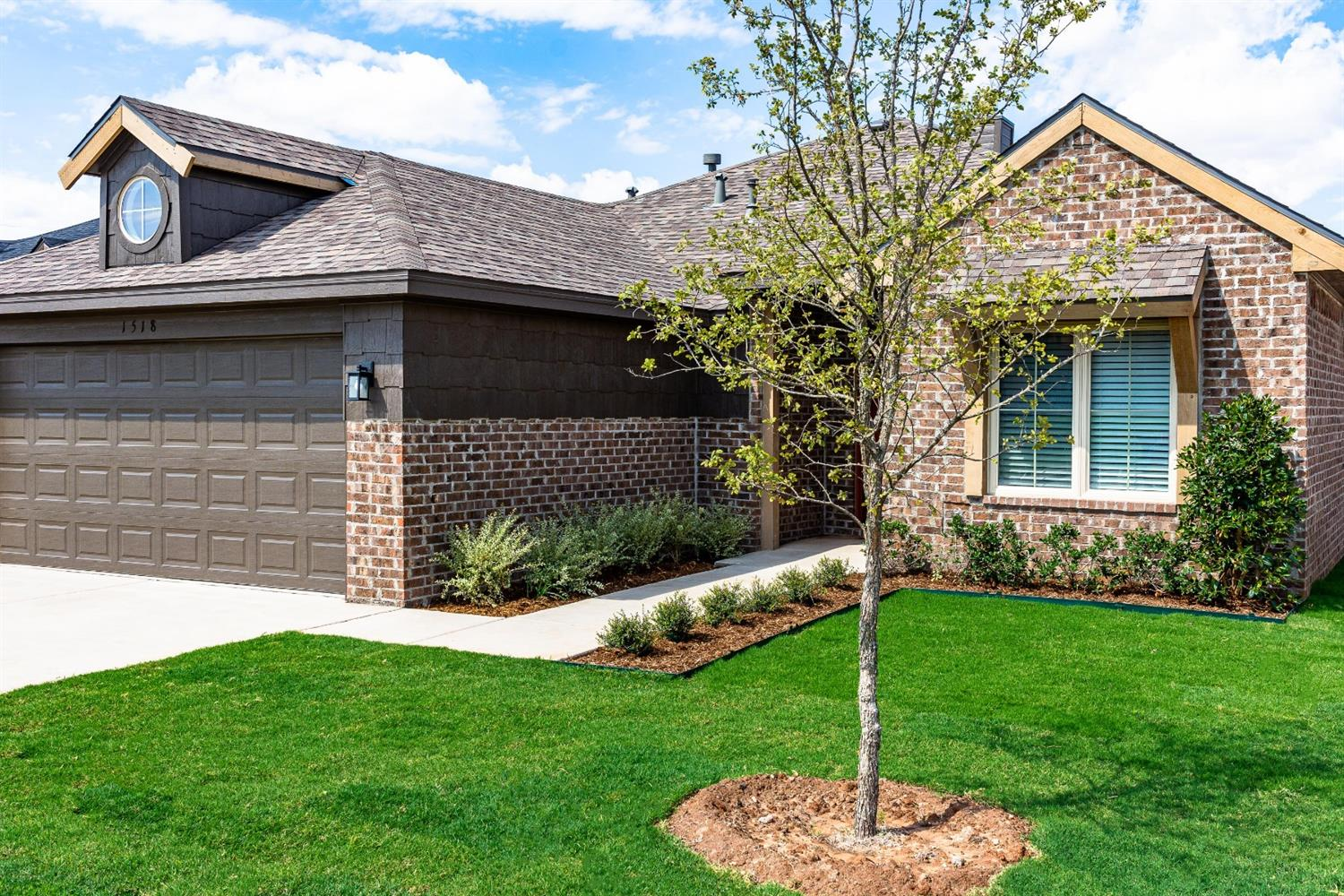 Beautiful 3/2/2 Plus 20 x 30 Shop New Construction by Ventura Homes in Cedar Park! Located on an Over-sized Lot, Walk into an Open floor plan with 10' Ceilings, Floor to Ceiling Brick Fireplace & Vinyl plank flooring. Kitchen offers Granite, Large Island, Gas Range, Stainless Steel Appliances & Pantry! Awesome Dining Area with Built-in Buffet. Isolated Master Suite lets you Escape to your own space! Master Bath w/Double Granite Vanities, Separate Shower and Soaking Tub & Large Walk-in Closet! 2nd Full Bath offers Double Granite Vanities and plenty of storage. Fenced Backyard with 20x30 Bricked SHOP with Electricity & Overhead Door! Additional Features include Foam Insulation, 2 Faux Wood Blinds, Designer Lighting, Built-in Linen Storage in Baths & Laundry, Sprinkler/Sod, 6'Fence w/Steel Posts, Special Ceilings, Full Builder's warranty! Just minutes away from Medical Center, Shopping, Restaurants & Texas Tech University!
