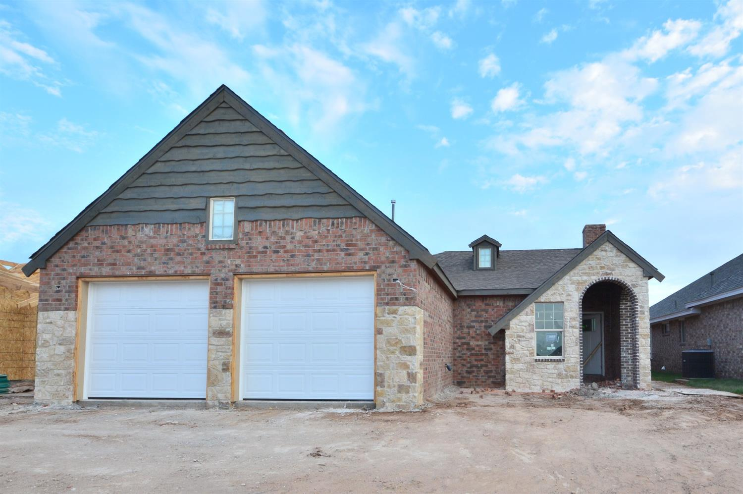 New Construction Ventura Homes 4 Bedroom, 2 Bath, 2 Car Garage with Covered Patio on Cul-de-Sac in Fox Ridge has what you have been looking for! Open floor plan with Vaulted Ceiling, Fireplace & tons of natural light! Kitchen offers Spacious Granite Island w/Pendant Lighting, Pantry, Stainless Steel Appliances including Microwave & Gas Range! Isolated Master Suite, Double Granite Vanities, Walk-in Closet, Tiled Shower & Soaking Tub! Guest Bedrooms offer Special Ceilings & walk-in closets! Fenced Backyard with Covered Patio, Sprinklers & Sod! Additional Features include Foam Insulation, 2 inch Faux Wood Blinds, Designer Hardware, Spacious Walk-in Closets, Built-in Linen Storage in Baths & Laundry, Full Builder's warranty...Cooper ISD! Close to Restaurants, Shopping, Medical Center & University! This one will not last long!