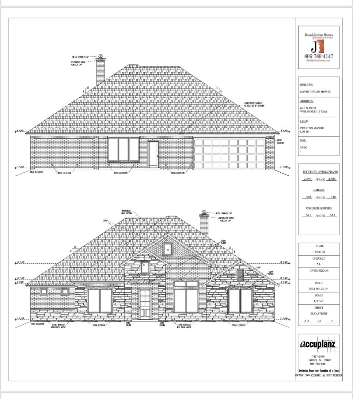 Are you looking for a brand new home, but don't want to make ALL of the decisions?!  This home, by David Jordan Homes, is in the beginnin stages and would allow you the perfect opportunity to come in and make some decisions on the final touches or just leave them as they have in the plans.  It is the perfect scenario!  It will feature 3 bedrooms, a bonus room that makes a perfect office, formal dining or playroom, and a gorgeous open concept living space.  The outdoor area will have a large covered patio and will be the perfect place to relax after a long day.  The neighborhood is top notch with pools, tennis courts, walking trails and a state of the art fitness center!  Call us TODAY to see the plans for this home & make all the special touches that will make you want to call it home!