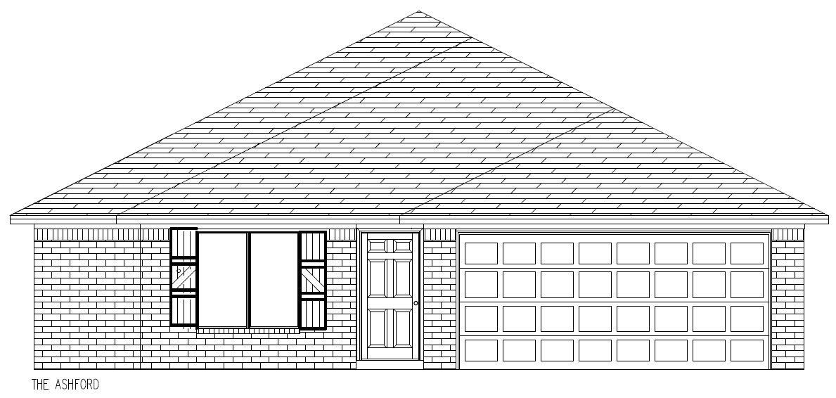 New construction 3 bedroom, 2 bathroom, and 2-car garage home in Stonebridge neighborhood. Built for comfort and style, this beautiful brick home with cedar shutter accents has an open concept with 9' ceilings throughout entire house. Located in Lubbock-Cooper ISD, making it a great location! Special features include: granite countertops throughout, walk-in closet in master bathroom, vinyl plank flooring in living room and kitchen, covered patio, and full sod/sprinkler system.