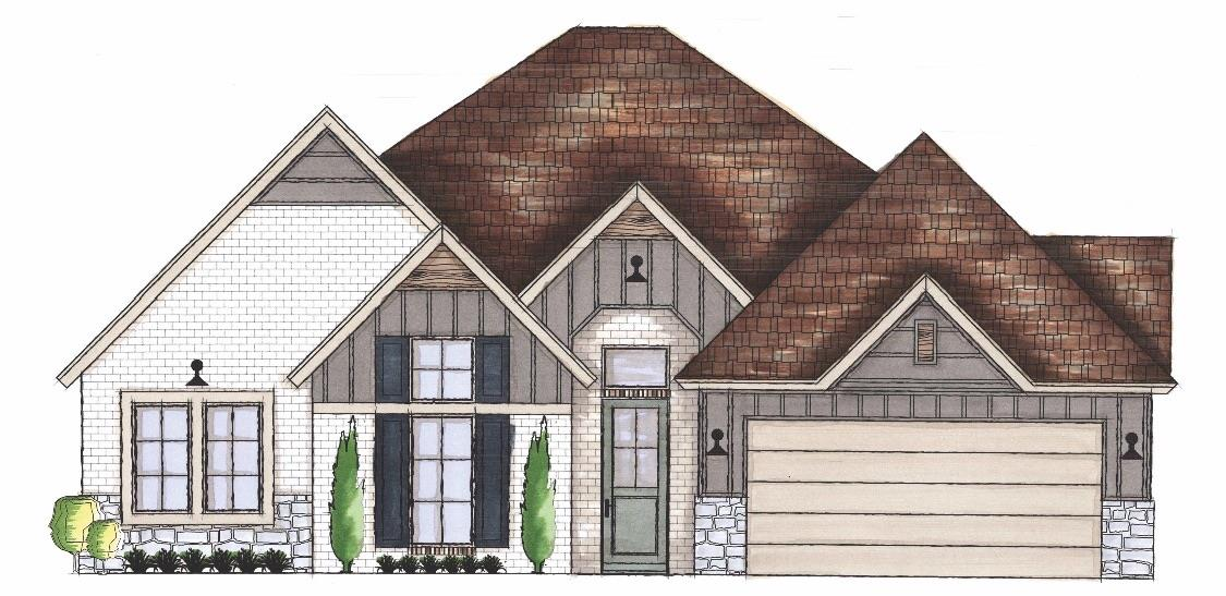 Trusted builder, Dan Wilson, is proud to introduce Southern Homes-beautifully crafted and move-in ready homes for you and your family. This home has its own style and design, unique from its neighbor. You will be sure to find custom details and gorgeous finish selections throughout. Established in 2017, Hatton Place is located near brand new grocery stores, shops and restaurants in South Lubbock. Lubbock-Coopers Laura Bush Middle School is tucked within this family-friendly neighborhood. Call the LISTING AGENT for details on this gorgeous home! WELCOME HOME!