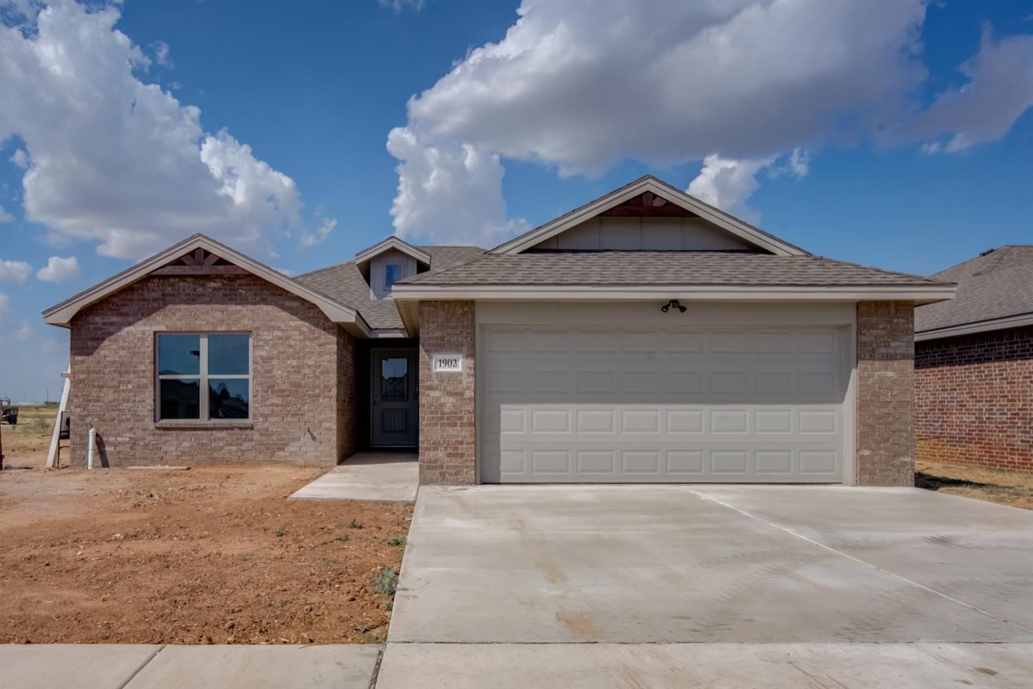 Brand new 3/2/2 built by Mission Homes. The well appointed kitchen has granite counters & appliances will be installed before closing. This well designed plan offers a spacious Master along with 2 additional bedrooms. You'll also enjoy vinyl plank flooring throughout. Mission Homes founder, Lal Williams, has more than 10 years experience in construction and is now bringing his passion for construction and mission work to the home building industry.