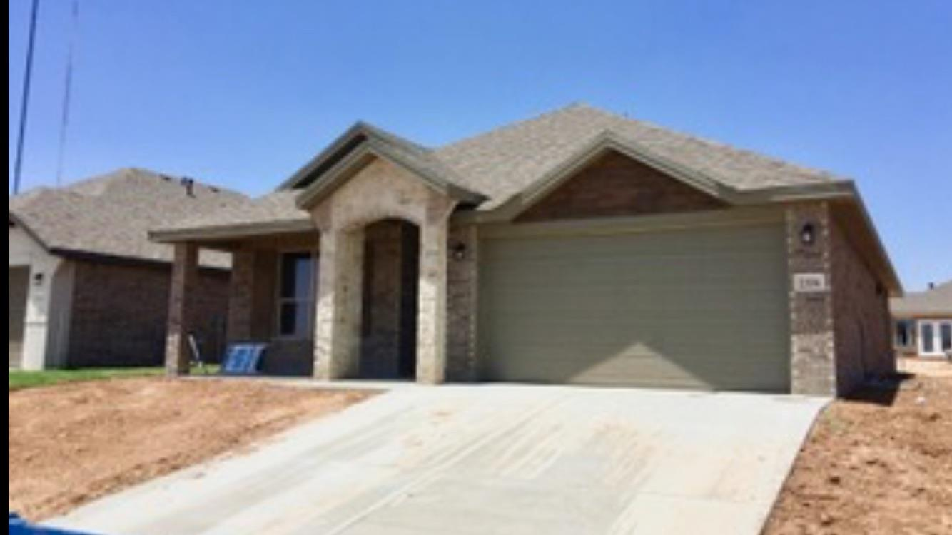 Open house Saturday 10-4. Brand new construction in Fox Ridge. 4/2/2 open floor plan home with nice living space and beautiful upgrades. Tall ceilings with exposed beams, granite counter tops, stainless steel appliances, freestanding gas range, and island perfect for food prep or entertaining. Home includes fence, sod and sprinkler system. Builder is including washer, dryer and refrigerator!