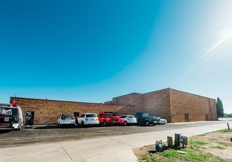 Endless Opportunities!!  Whether your need is for multi-tenants, a sole proprietor, church, or Sports team this facility can fulfill it! Large renovated office complex with full size basketball gymnasium! Currently used as family offices, with private tenants. Gymnasium has served AAU teams, church conferences, and business services. This unique property has 8 offices, 2 large conference rooms, break room, extra large men's and women's restrooms.  Gymnasium includes kitchen/concession area, full size performance stage, and abundant storage.  Nestled in a quiet neighborhood, this amazing facility has ample parking with additional vacant land to the South and West side of the building available for purchase.  Owner will consider trade.