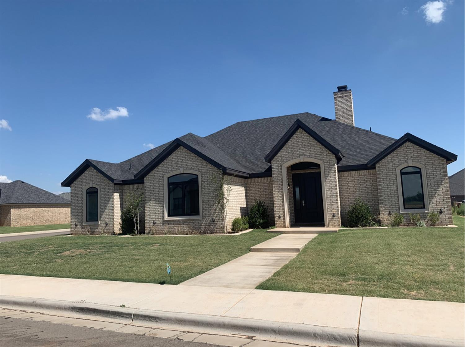 Back on the market!!! New construction in Brooke Heights is a must see! This open-concept home is complete with beautiful floors & countertops, fireplace & vaulted ceiling in the living room, and spacious bedrooms. You can also enjoy an isolated master suite including a large walk-in closet, LED make-up mirrors, air flow tub, and separate shower. The large covered patio includes a built-in grill and cooler which makes this space ideal for game days and entertaining. Call today to see this fantastic home in Cooper school district!