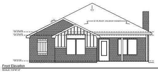 This 3 bedroom / 2 bath garden home is currently under construction and will feature vinyl plank flooring, granite counters in the kitchen and baths. The living area features a fireplace. Adjoining the living area is a great kitchen with bar and an island! Outdoors, a sprinkler system will make lawn maintenance a breeze. Sod and Fencing will be installed before closing. Rear Entry Garage.