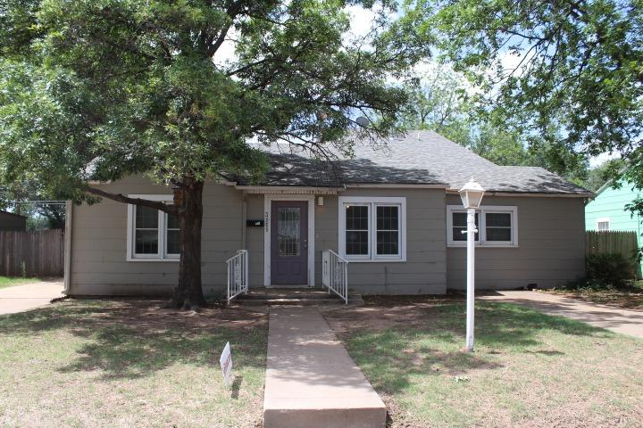 This is a great house located in Tech Terrace! Home has a good layout with a large living area and loft. The kitchens and bathrooms have been updated. Home is rented through 6/30/2021.