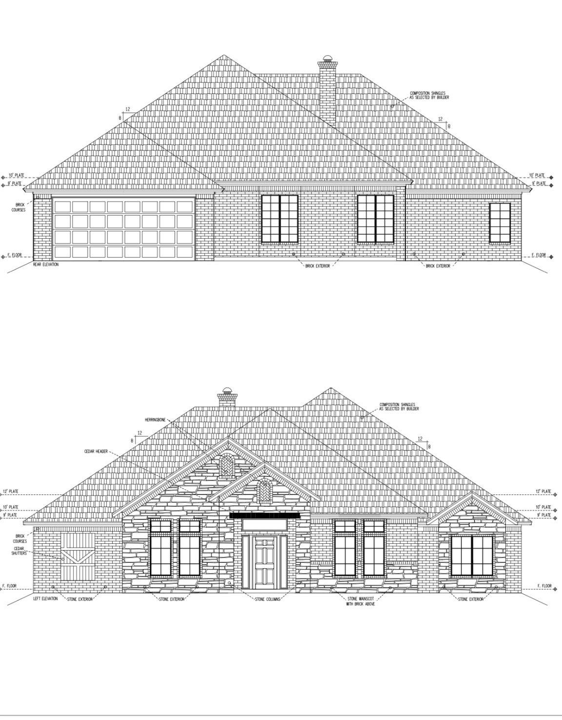 This gorgeous David Jordan Home will be perfectly situated in the new tree lined development of Stratfod Pointe.  This neighborhood is situated on the quiet outskirts of town, but so close to the conveniences of nearby schools, restaurants and grocery stores.  This home will be just short of 2500 square feet.  It has a stunning open concept feel with unique ceilings, rich vinyl plank floors and a beautiful Austin Stone fireplace.  It boasts of 4 spacious   bedrooms, 3 bathrooms - all of which have granite, and has a chef's dream kitchen.  The covered porch will be the perfect spot to watch those colorful West Texas sunsets.  The home is set to be complete in May - so, you can still pick out some of the finishes!  Call me TODAY for a personal tour.