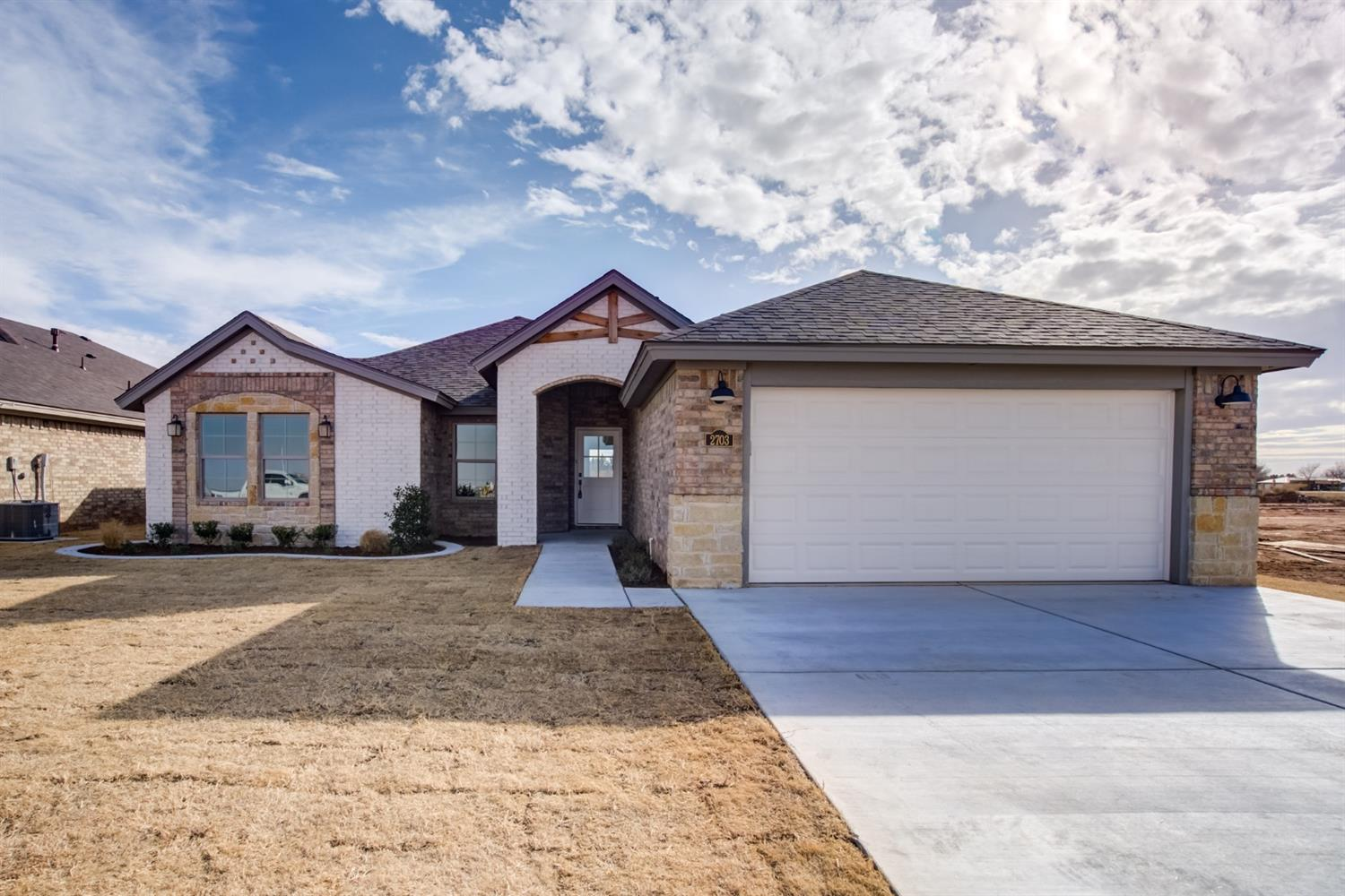Sharkey Custom Homes, Inc. does it again! You will love the quality and affordability of this Sharkey Home in Viridian Estates.  A new housing addition in the Lubbock-Cooper school district. This home will boast of beautiful ceilings, custom-like kitchen, beautiful bathroom finishes and so much more!  This house is just under construction beginning in Julyof 2019 and scheduled to be completed in January of 2020.  Give me a call for more information!      Veridian is located south of FM 1585 and east of Indiana Avenue. Along with single family luxury homes, this subdivision is managed by a Homeowners Association with minimal yearly dues and is ideal for all age ranges with a neighborhood swimming pool and green space for outdoor fun!