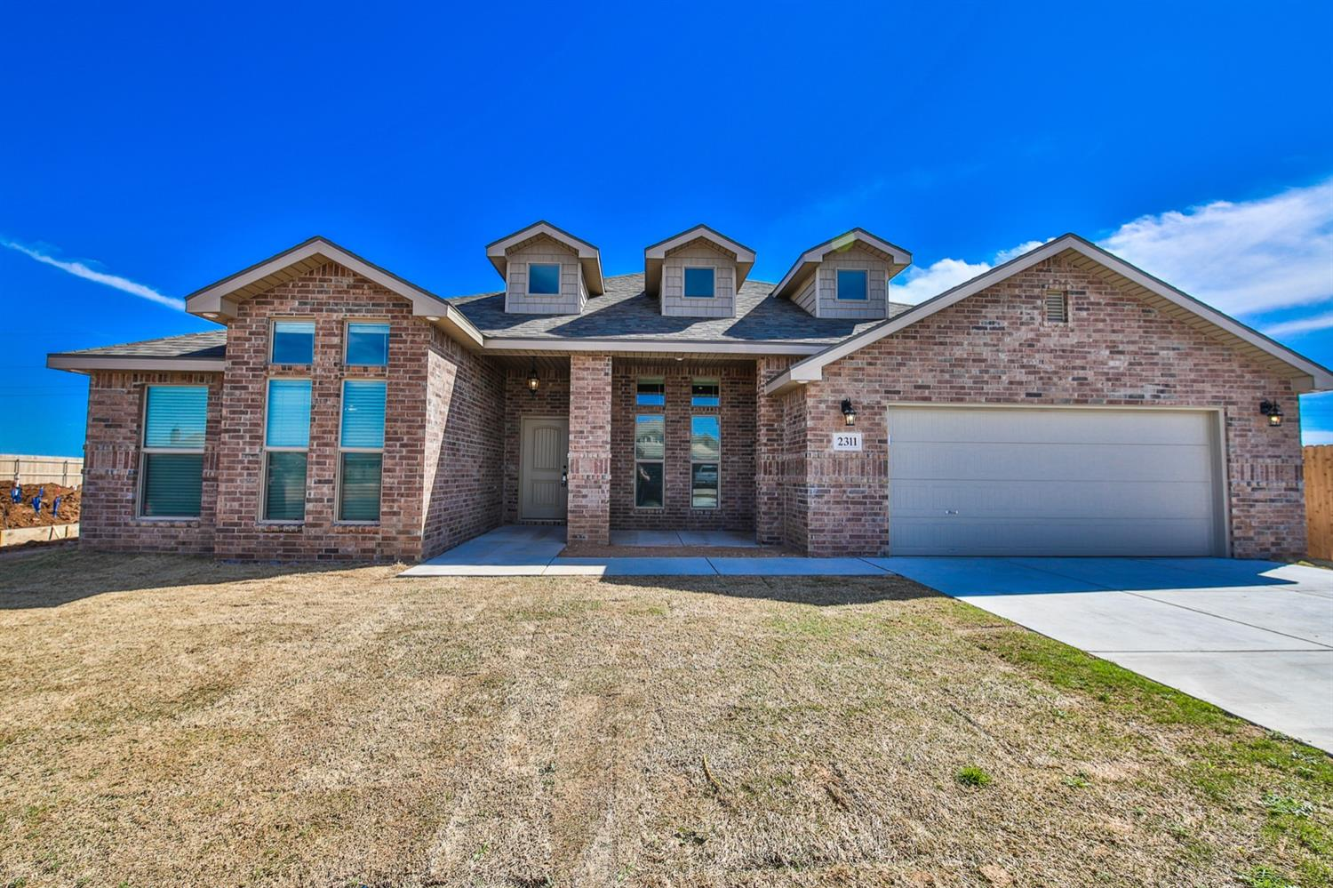 Fantastic, new construction Betenbough 4 bed 3 bath in Cooper ISD. The spacious front porch will be the first thing that welcomes you into this beauty. Inside you will find arge bedrooms, impeccable finishes in the kitchen including double ovens, double walk-in closets in the master suite, and a covered patio great for entertaining. Don't miss this opportunity! Schedule your appointment today!!