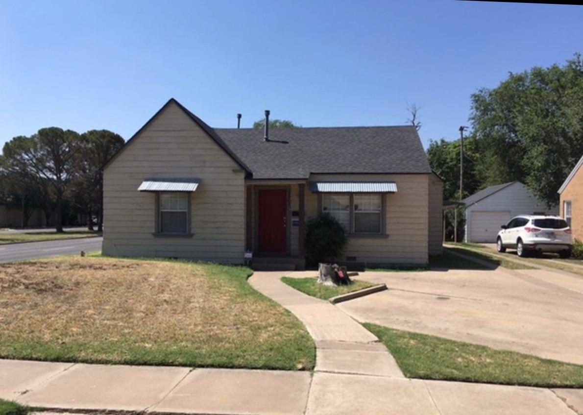 Recently remodeled in Tech Terrace with tons of charm! This home features 3 bedrooms, 2 baths and second living area that could be used as a 4th bedroom. New flooring throughout, new appliances, new roof, new fence and new HVAC system. Video tour will be uploaded soon.