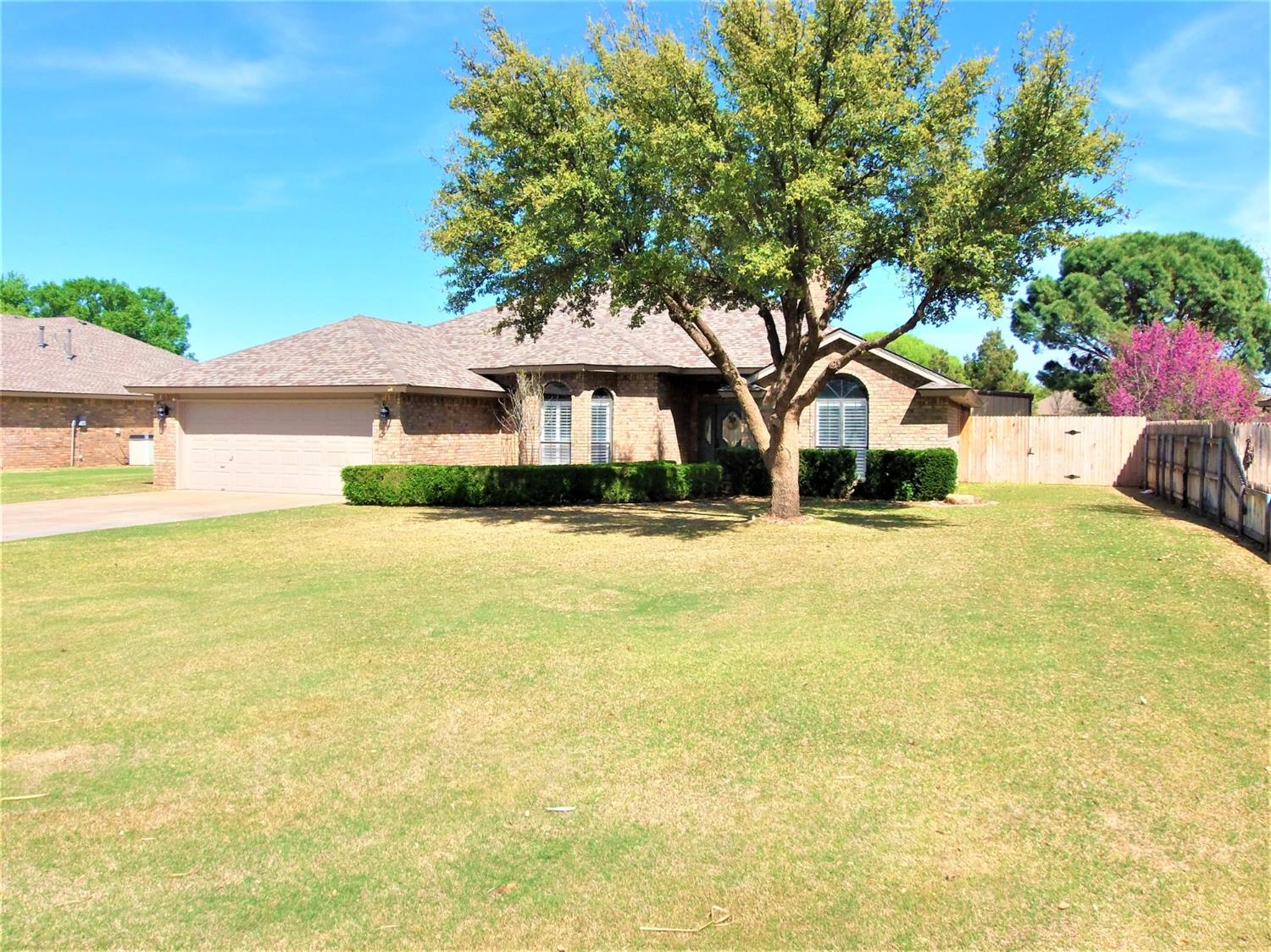 Take a look at this beautiful, 4 bed, 3 bath home on 1/2 Acre with a POOL, SHOP(24x30), and BASEMENT all in Frenship ISD!  Situated on a low-traffic street, you have all the benefits of a country property in the city limits!  Updated inside and out! Carpet 1 yr old, Plank flooring 3 yrs old. New Roof in November 2019. Nest and 4 wired cameras convey.