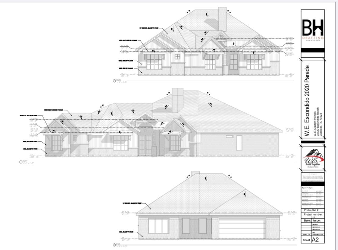 This Parade of Homes new construction home being built by W.E. Custom Homes is guaranteed to be a showstopper!  Located on a cul-de-sac and featuring 4 bedrooms, 3 bathrooms, a basement, outdoor kitchen and over 3,300 square feet of total living space you'll have no problem calling this one home.  Make it yours now and be able to work closely with the builder to choose your finishing touches!  Call today for more details!