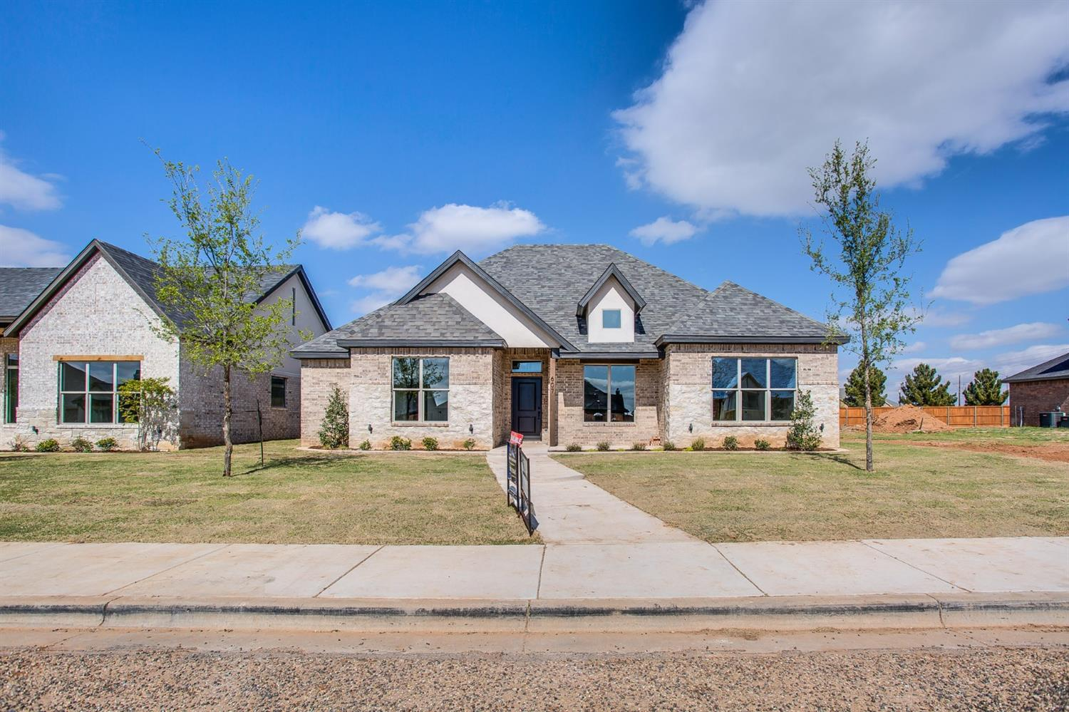 Gorgeous 3/3/2 in highly sought after Preston Manor by award winning Clearview Custom Homes! This amazing home features an open concept with a large island, gas in the kitchen, and storage lockers in the mud room! Go check it out today!