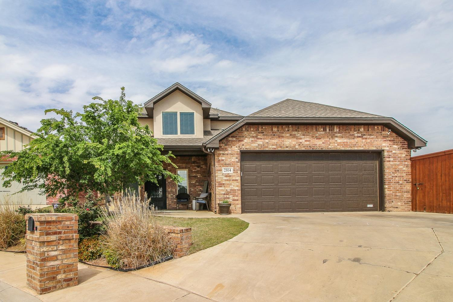 If you're looking for amazing, you just found it. This home is located on a culdesac in Cooper ISD. 4 spacious bedrooms and 4 FULL bathrooms; each bedroom has an adjoining bathroom. The open concept living area looks into the spacious kitchen which includes granite, a breakfast bar, stainless appliances and recessed lighting; pantry to be finished out with acceptable offer. The master suite is located downstairs and it's bathroom features an ENORMOUS, double shower. Upstairs, you will find 2 bedrooms, 2 bathrooms and a wrap-around utility closet; perfect for storing seasonal items. The back yard is low maintenance and boasts a large covered patio with side dog run. Zoned heat/air, handicap accessibility, epoxy garage floor and ample storage. This home is almost 3000 square feet and move-in ready; a rare find in this price-range. Call the listing agent to set up your personal showing.