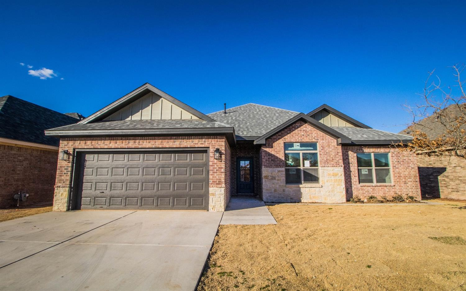 Welcome to this beautifully constructed home by Craig Ray Custom Homes. This spacious three bed, two bath home has everything you want starting with wood tile flooring, granite countertops, and vaulted ceilings. You'll love the attention to detail and design with this home.