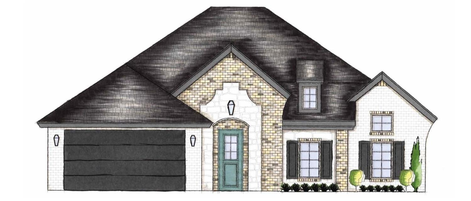 Southern Homes by Dan Wilson is proud to present The Crozette, a beautifully crafted new construction home for you and your family. Every home under construction has its own style and design, unique from its neighbor. You will be sure to find custom details and gorgeous finish selections throughout. Stonewood Estates is located south of 114th Street and east of Frankford Avenue. It is conveniently found in the Lubbock-Cooper School District. The newest retail stores, grocery stores and restaurants are just minutes away. Trusted home builder, quality construction and a wonderful new neighborhood...WELCOME HOME!